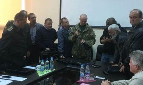 Украинские оборонщики представили новый комплекс разведки «Тень»