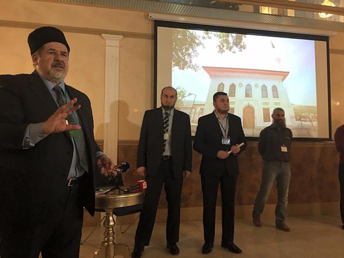 Крымские татары осудили избрание виртуального муфтия вКиеве