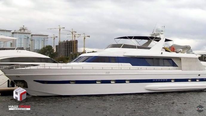 СМИ поведали, кому вгосударстве Украина принадлежат элитные яхты