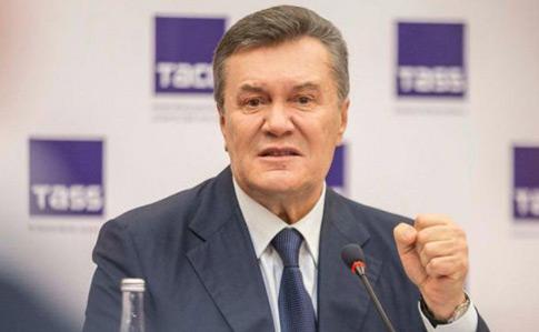 Янукович идет на 2-ой срок— дело передали всуд