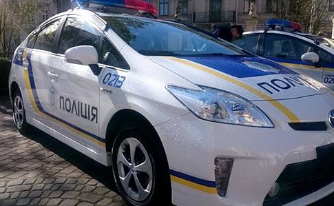 ВДнепре убили патрульного полицейского