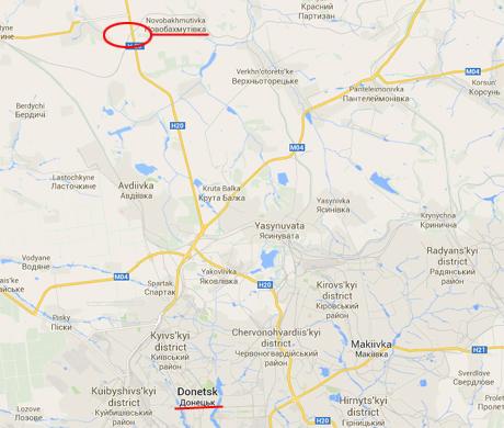 У Донецькій області підірвали залізничний міст 2