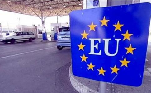 Задва дні «безвізом» з ЄС скористалися майже три тисячі українців