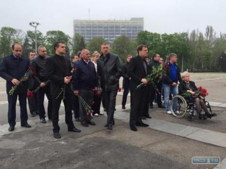 В Одесі відзначають роковини трагедії 2 травня на Куликовому полі 8