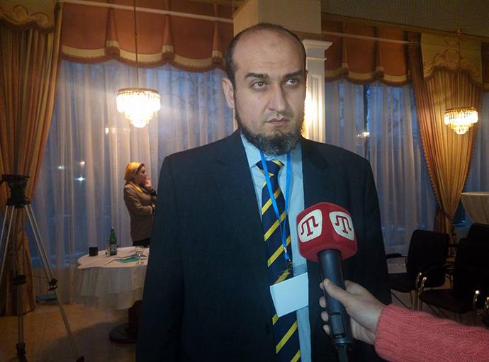 Бальбек: назначение вгосударстве Украина муфтия Крыма вызвало протест крымских татар