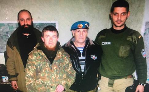 СБУ задержали полковника ВДВ «Саныча», который был другом «Моторолы» и«Гиви»