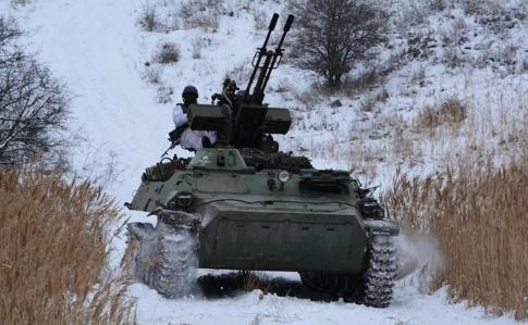 «ВДонбассе готовятся враждебные наступательные действия»— Штаб АТО