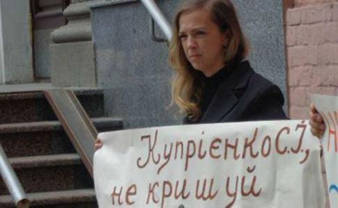 Підозрюваний вубивстві Ноздровської відмовився свідчити поліцейським