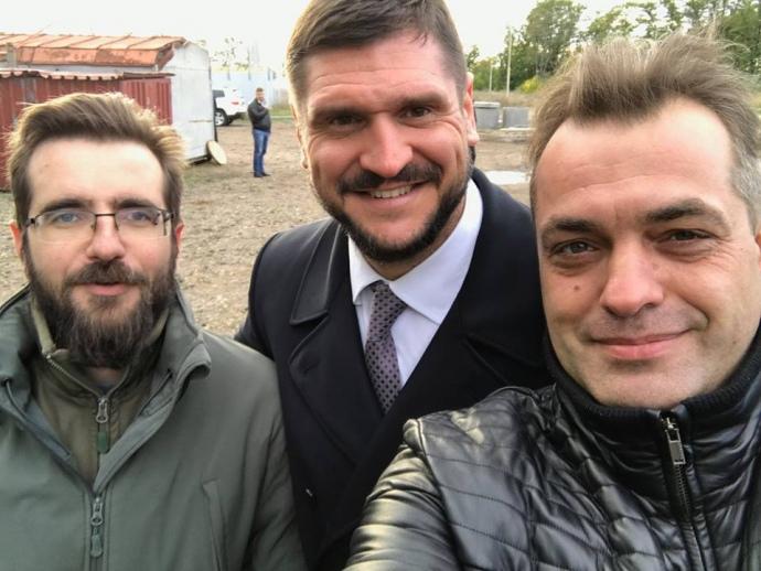 18.10.2016. Нойнець, Савченко, Бірюков https://www.facebook.com/yuri.biriukov