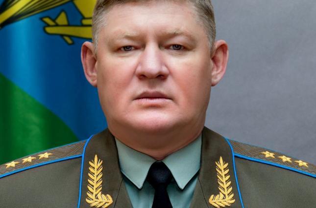Командувач повітряно-десантними військами Росії генерал-полковник Андрій Сердюков