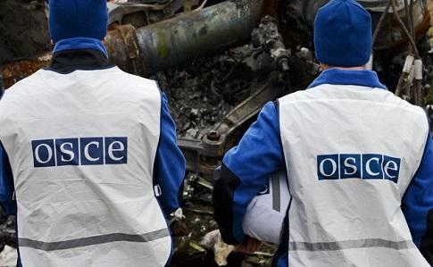 Горячий Донбасс: наблюдатели ОБСЕ зафиксировали 2260 нарушений режима предотвращения огня