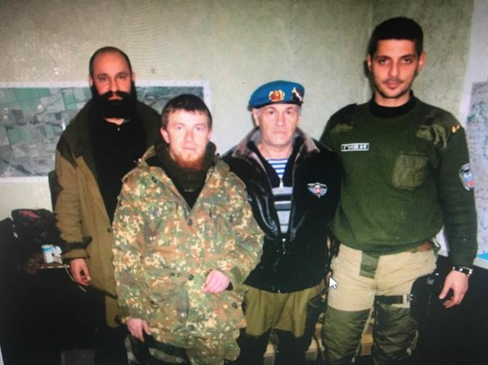 ЗМІ: СБУ затримала російського куратора Гіві таМотороли