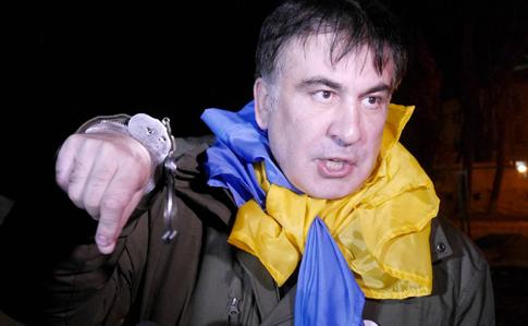 Саакашвили рассказал, почему не пришел на митинги