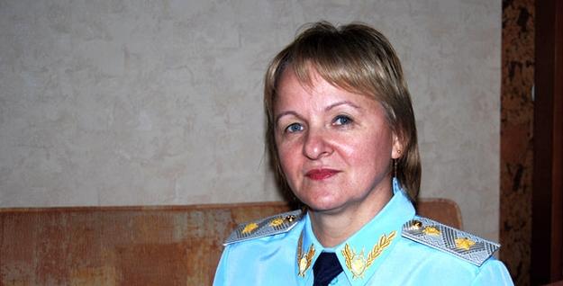 Галина Климович.