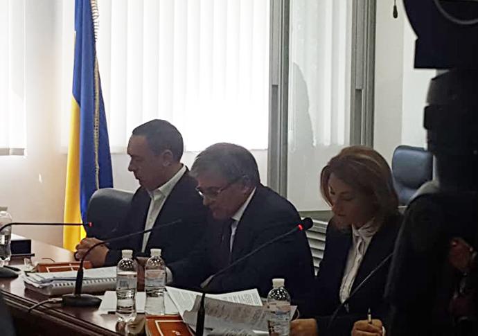 Активисты собрались под судом перед совещанием поделу Мартыненко