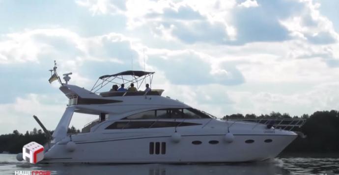 Корреспонденты  узнали  настоящих собственников  элитных яхт вКиеве— Тихая гавань