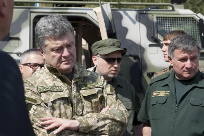 Для президента Турчинов ніяк не потрапляє в категорію