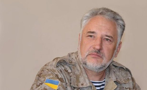 Жебривський: навосстановление инфраструктуры Донбасса нужно 20 млрд.