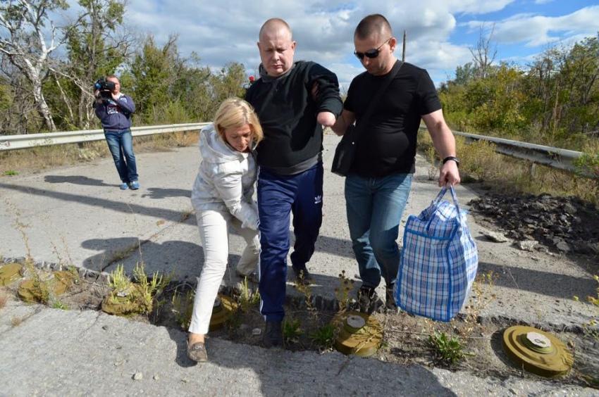 Останній обмін відбувся у вересні 2016 року: бойовики віддали Олега Жемчугова, який внаслідок вибуху втратив зір, слух і обидві руки, і Юрія Супруна