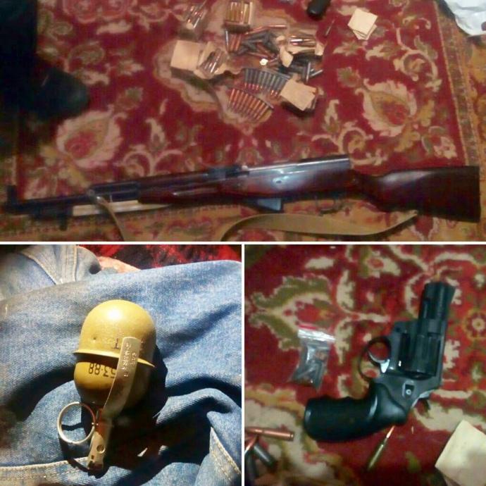 ВБахмуте схвачен участник криминальной группировки боевиков ДНР