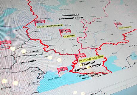 Путин объявил срочные учения на границе с Украиной