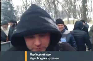 Сторонники Партии регионов в прямом эфире ограбили журналиста (видео)