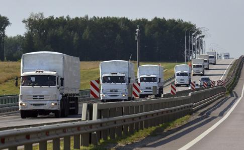 ИзРоссии вДонбасс отправят 600 тонн гуманитарной помощи