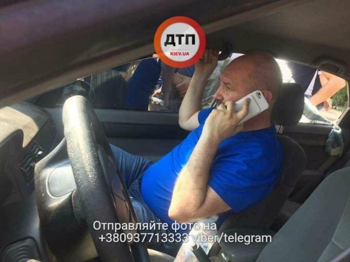 ВКиеве произошла стрельба при участии народного депутата Мельничука