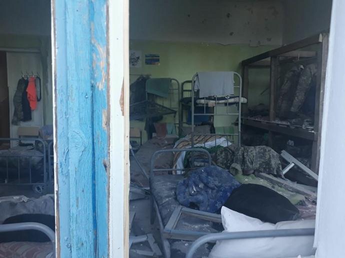 ВСУ и таможенников обстреляли около Павлополя