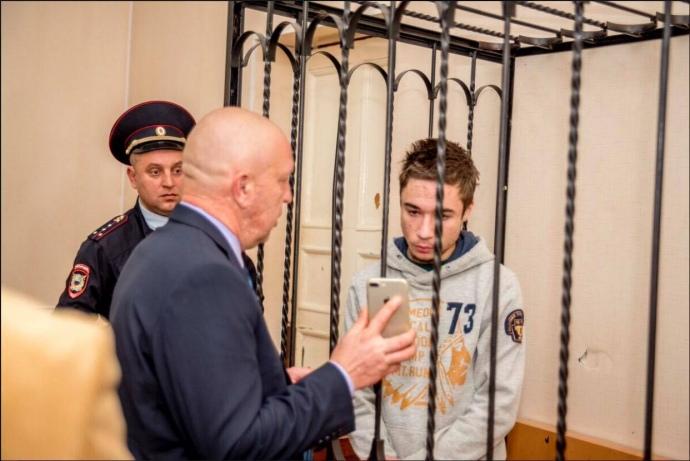 МИД выразил протест из-за продолжения ареста Гриба в Российской Федерации