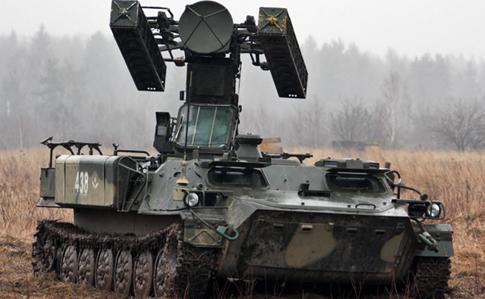 Бойовики стягують доокупованого Луганська танайого околиці важке озброєння