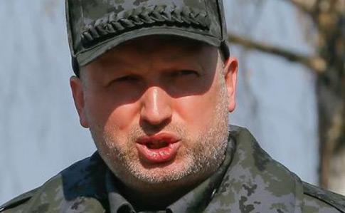 Турчинов вказав, хто стоїть захакерською атакою наУкраїну