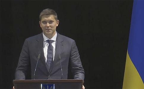 Зеленский представил нового руководителя Одесского региона