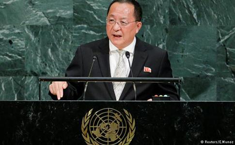 Північнокорейський міністр заявив, щоракетний удар КНДР поСША неминучий