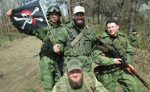 Полонений військовийРФ Агєєв розповів, якбув відправлений законтрактом наДонбас