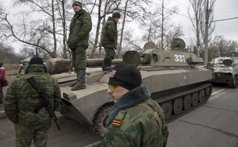 Запрошедшие сутки боевики 47 раз обстреляли позиции украинских военных наДонбассе