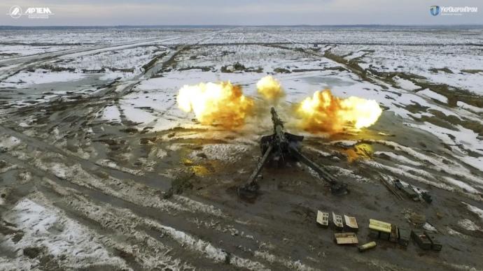 Украина будет сама производить снаряды огромных калибров