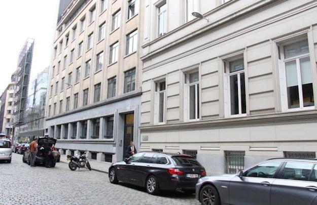 Бізнес-центр Атріум, де знаходяться офіси