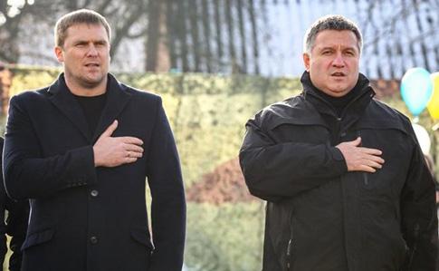 Вадим Троян назначен замминистра МВД Украины