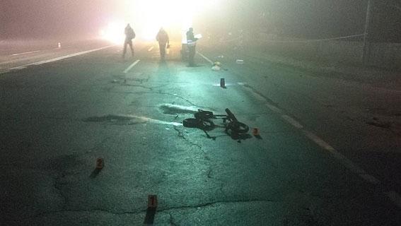 НаЧернігівщині водій збив насмерть жінку здвома малими дітьми