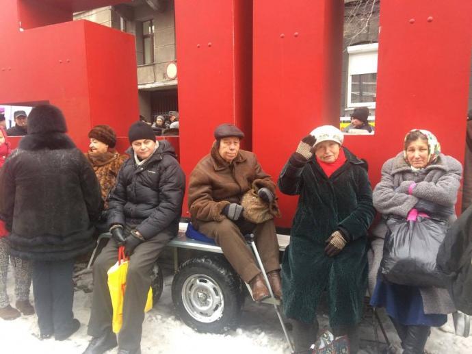 Под НБУ снова требуют отставки Гонтаревой— День четвертый