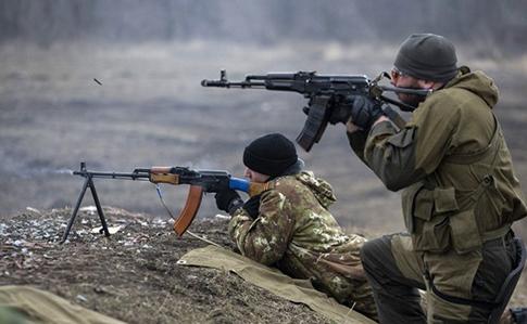 Військові знешкодили ДРГ бойовиків наДонбасі