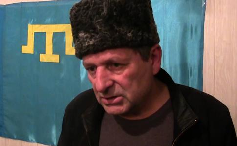 Русские оккупанты продлили арест Чийгоза досередины весны 2017-ого года
