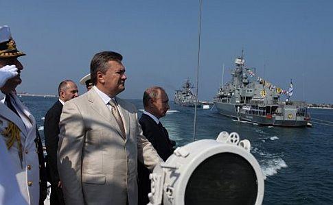Янукович заранее знал, что готовится аннексия Крыма