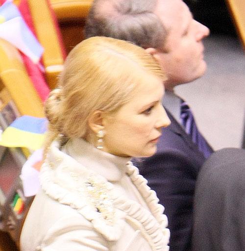 Прическа тимошенко юлии владимировны