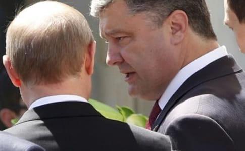 Порошенко відповів на пропозицію Путіна щодо миротворців