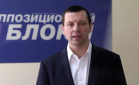 """Комітет Ради схвалив зняття недоторканності з """"опоблоківця"""" Дунаєва"""