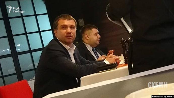 Вовк: Зеновий Васильевич, смотрите, я еще в пятницу с Грановским говорил, просил его переговорить с вышестоящим товарищем нашим, самым главным...