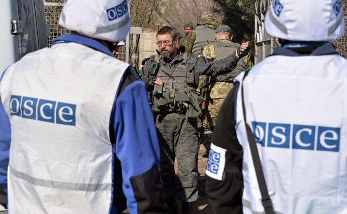 Місія ОБСЄ наДонбасі: Геращенко вказала натривожний момент
