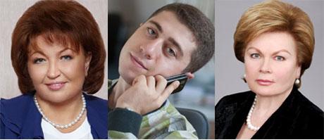 Бахтєєва, Мірзоян, Шукліна